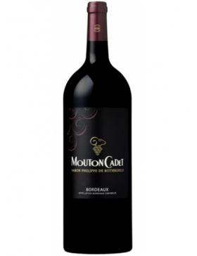 Mouton Cadet Rouge Magnum - Vin Bordeaux AOC