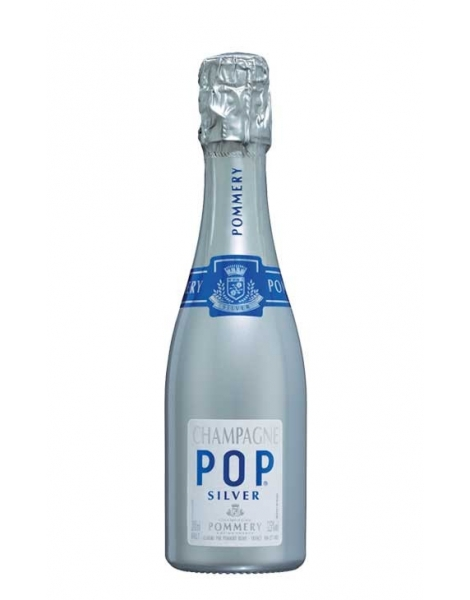 Pommery Silver POP 20cl - Pack X24