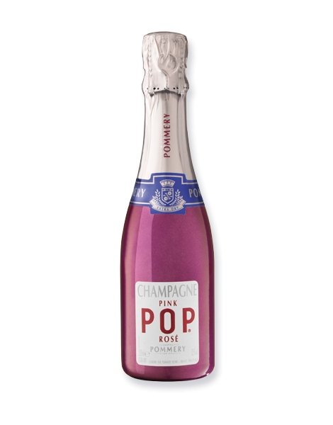 Pommery Pink POP 20cl - Pack X24