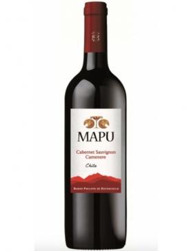 Mapu Cabernet Sauvignon Carmenere - Vin Maipo Valley