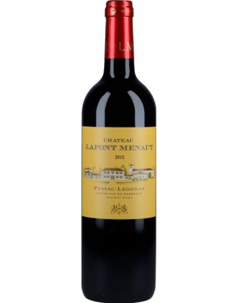 Château Lafont Menaut - Rouge