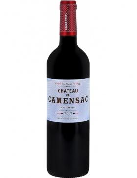 Château de Camensac - 2012 - Vin Haut Médoc