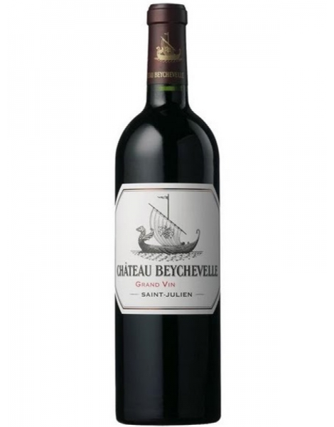 Château Beychevelle - Rouge - 2015