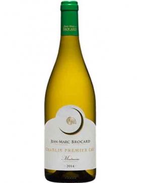 Domaine Brocard - Chablis 1er cru Montmains - Vin Chablis