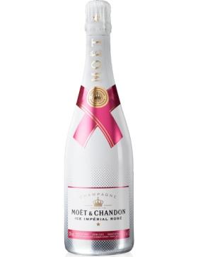 Moet & Chandon Ice Rosé Impérial - Champagne AOC Moët et Chandon