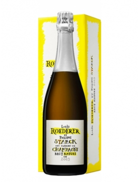 Roederer Brut Nature by Starck
