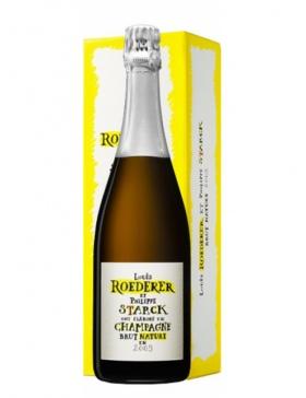 Roederer Brut Nature by Starck - Champagne AOC Roederer