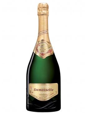 Champagne avec étui et coffret - Demoiselle Cuvée EO