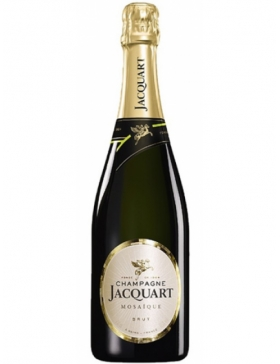 Jacquart Brut Mosaïque - Champagne AOC Jacquart