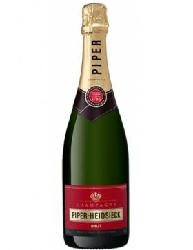 Piper Heidsieck Brut - Champagne AOC Piper-Hiedsieck