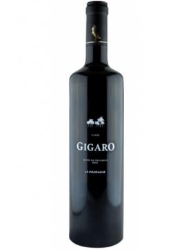 Côtes de Provence - La Madrague Cuvée Gigaro Rouge