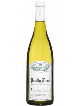 Pouilly-Fumé - Domaine Roger Pabiot & Fils - Pouilly Fumé Coteaux des Girarmes