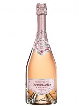 Vranken Cuvée Demoiselle Grande Cuvée Rosé - Champagne AOC Vranken