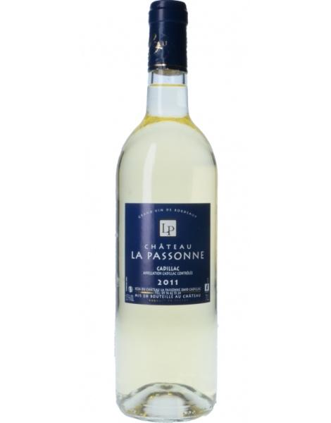Château La Passonne, Cadillac AOP