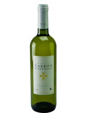 Château Carbon d'Artigues - Château Carbon d'Artigues Blanc