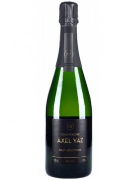 Axel Yaz Brut sélection - Champagne AOC Axel Yaz