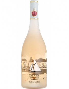 Les rosés de l'été - Château Sainte Béatrice Summer Dreams Rosé
