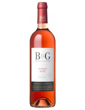 Barton et Guestier vin du pays d'Oc Rosé