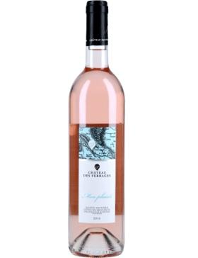 Les rosés de l'été - Château des ferrages Mon Plaisir Rosé