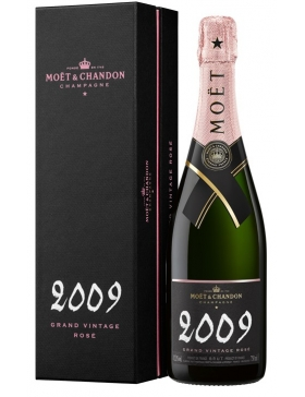 Champagnes de Prestige - Moët & Chandon Rosé Grand Vintage