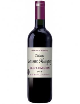 Château Leconte Marquey - 2013