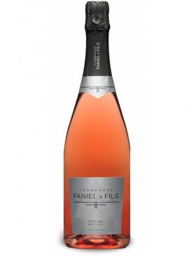 Faniel & Fils Cuvée Perlane Rosé - Champagne AOC Faniel & fils