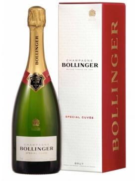 Bollinger Brut Spécial Cuvée Magnum étui - Champagne AOC Bollinger