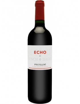 Echo de Lynch Bages - 2014 - Vin Pauillac