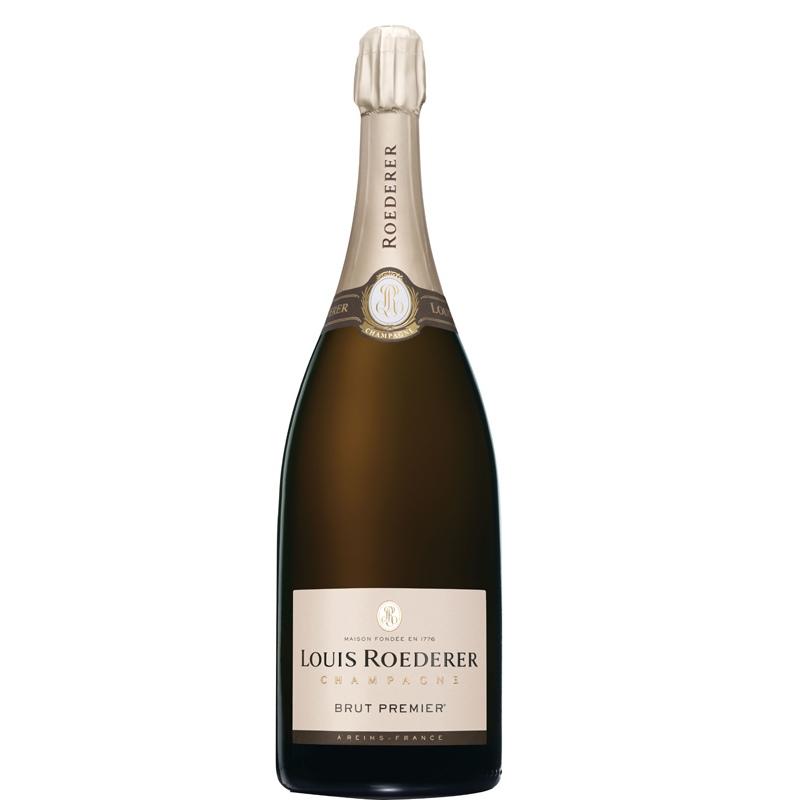 champagne roederer brut premier magnum au meilleur prix. Black Bedroom Furniture Sets. Home Design Ideas