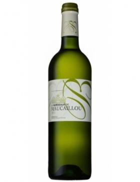Bordeaux de Maucaillou Banc
