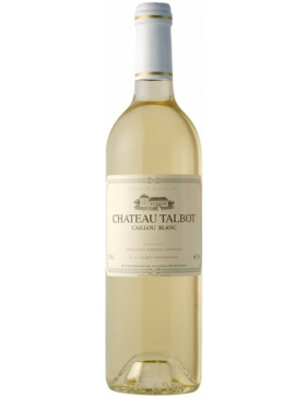 Caillou Blanc du Château Talbot