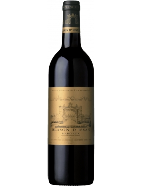 Blason d'Issan margaux Rouge - Vin Margaux