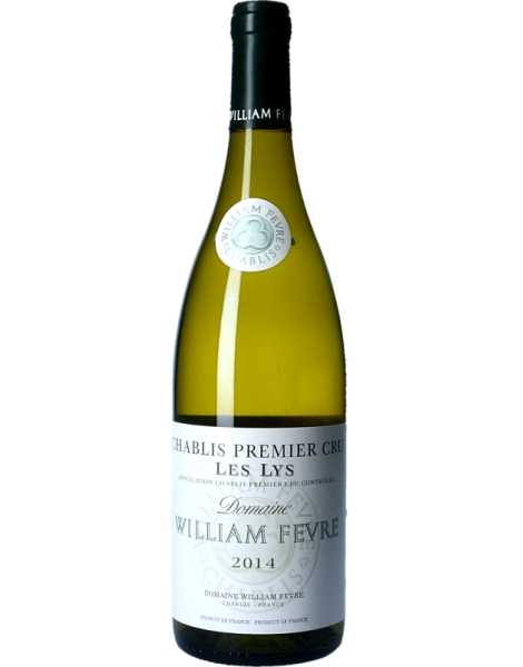 Domaine William Fevre Chablis Les Lys - Blanc