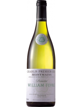 Domaine William Fevre Chablis Montmains - Blanc