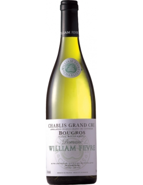 Domaine William Fevre Chablis Bougros Grand Cru - Vin Chablis