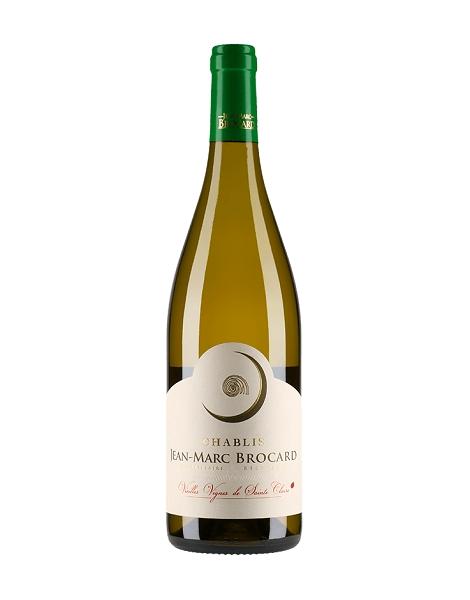 Domaine Brocard Chablis Les Vieilles Vignes 2015