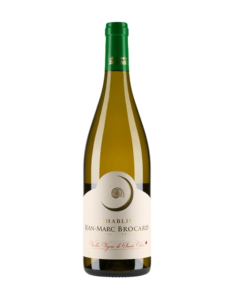 Domaine Brocard Chablis Les Vieilles Vignes 2017