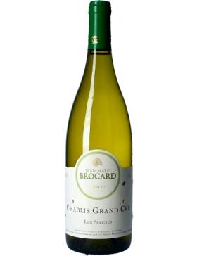 Domaine Brocard Les Preuses Chablis Grand Cru - Blanc