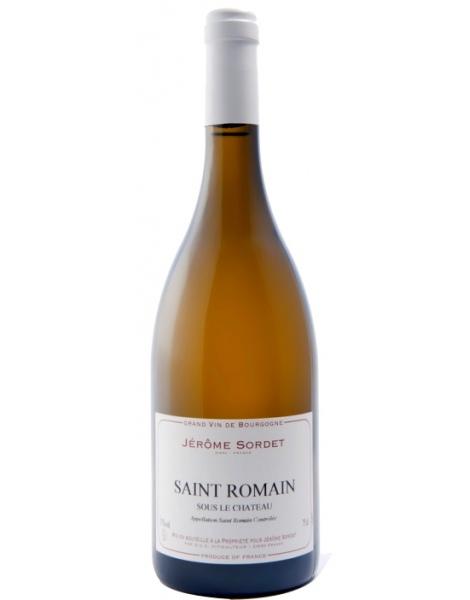 Domaine Jérôme Sordet Saint-Romain Sous le Château - Blanc