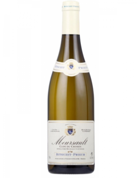 Domaine Bitouzet Prieur - Meursault Clos du Cromin - Blanc - 2015