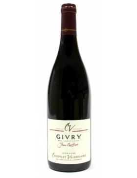 Domaine Cho et-Valdenaire - Cuvée Jean Chofflet - Rouge