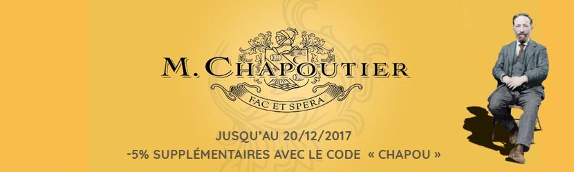 Vins M. Chapoutier prix